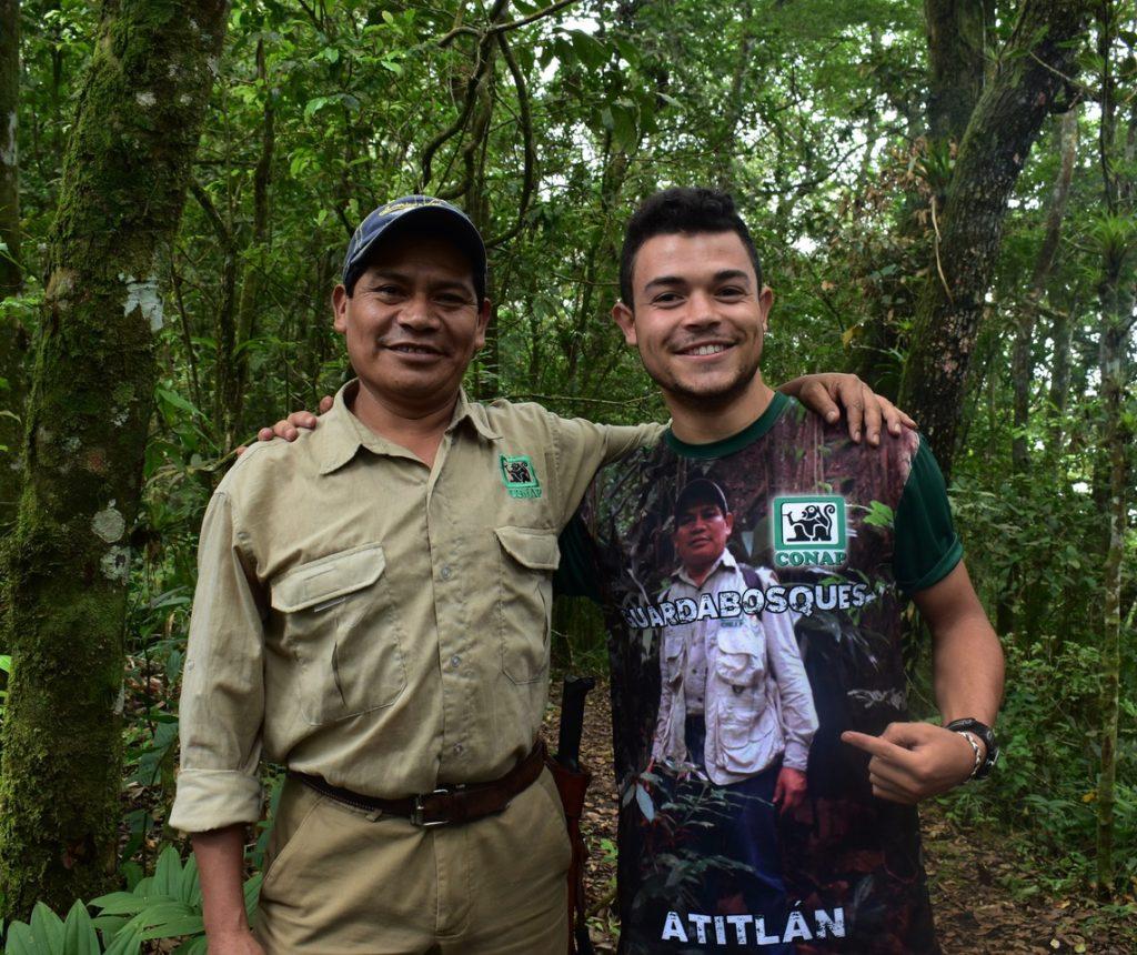 Jordan Tirico in Guatemala