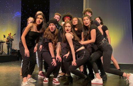 Rising stars rehersal group