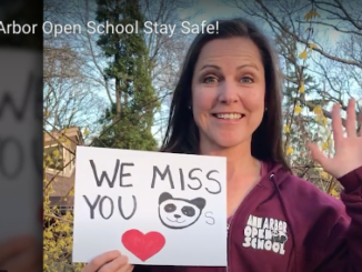 Ann Arbor Open School staff misses their students