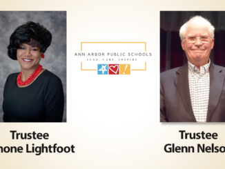 Trustees Lightfoot and Nelson